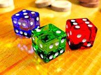 Термины азартных игр в казино. Доля казино.